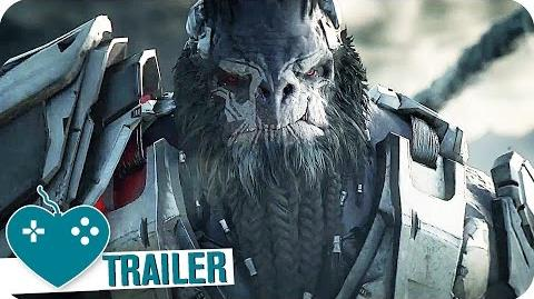 HALO WARS 2 E3 2016 Trailer (2017) Xbox One