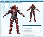 Halo 4 preorder bonus (Gamestop HAZOP Forest)