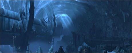 Map Glacier