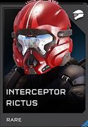 Interceptor Rictus Helmet Req