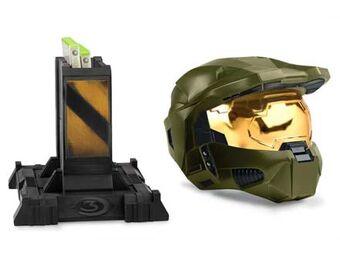 Halo 3 legendary edition helmet only: amazon. Ca: electronics.