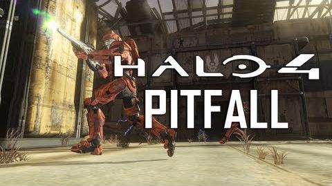 Halo 4 Champions Bundle - Pitfall Walkthrough