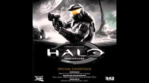 Halo Anniversary (Soundtrack) Suite Fall