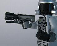 LEGO Pistola Cohete Proto