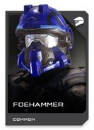 H5G REQ card Casque-Foehammer