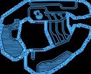 Plasma-pistol