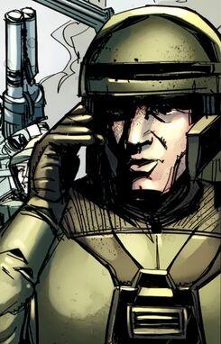 Corporal Harland