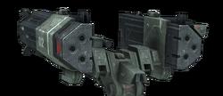 M79 MLRS Raketenwerfer
