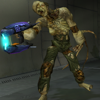 Forma da Combattimento Umana in Halo: Combat Evolved