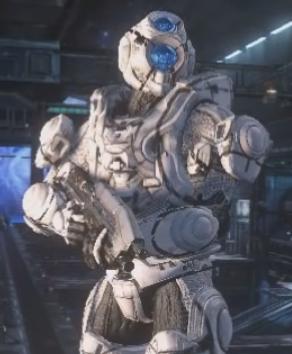 Mjolnir Powered Assault Armor/Chameleon | Halo Alpha
