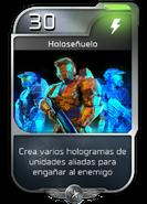Blitz - UNSC - Isabel - Poder - Holoseñuelo