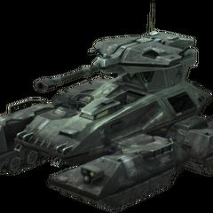 La versione finale dell'M808 Scorpion in <i><a href=