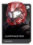 H5G REQ card Casque-Jumpmaster