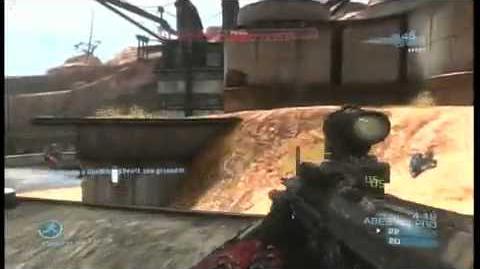 Halo Reach Beta Multijugador Medalla Milagro