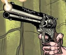 Petra's Revolver