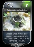 Blitz - UNSC - Serina - Poder - Detonador criogénico