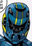 SPARTAN Ray helmet