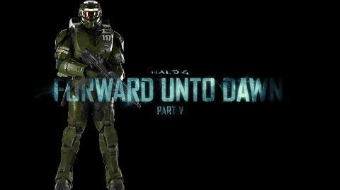 Halo 4- Forward Unto Dawn - Parte V -Español Latino-