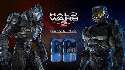 Halo Wars 2 Icons of War Launch Trailer