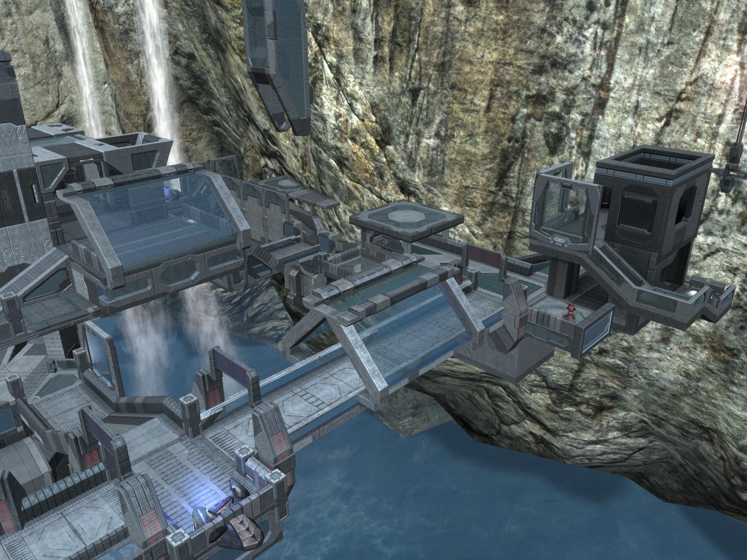 Uncaged   Halo Alpha   FANDOM powered by Wikia
