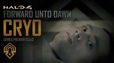 """""""Cryo"""" - Halo 4 Forward Unto Dawn"""