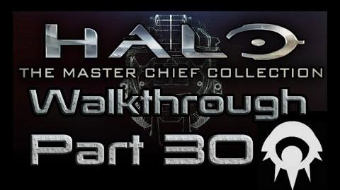 Halo- The Master Chief Collection Walkthrough - Part 30 - The Storm