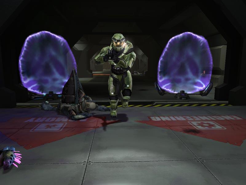 The Maw (Level)/Walkthrough | Halo Alpha | FANDOM powered by Wikia