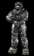 Noble 6 - Imagen genérica de su armadura