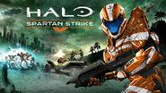 Halo Spartan Strike Banner