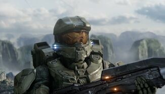 Master Chief Halo 4 Infinity
