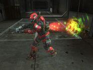 Armor ability lag