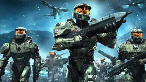 Halo Wars - Fingerprints Are Broken (Original Soundtrack HD)