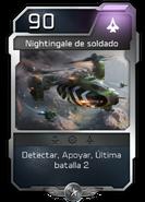 Blitz - UNSC - Comandante Jerome - Unidad - Nightingale de soldado
