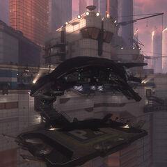 Phantom in Halo 3: ODST