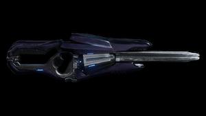 Fucile a Scarica - Halo 4
