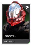 H5G REQ card Orbital-Casque