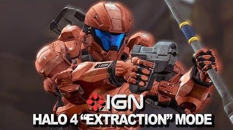 Halo 4 Extraktion Walkthrough