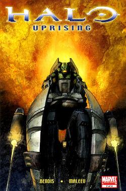 Halo Uprising Parte 2