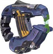 Plasma pistol 2