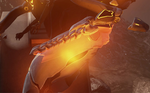 Promethean Knight Blade Arm