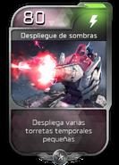 Blitz - Desterrado - YapYap EL DESTRUCTOR - Poder - Despliegue de sombras