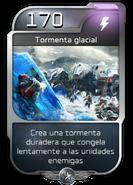 Blitz - UNSC - Serina - Poder - Tormenta glacial