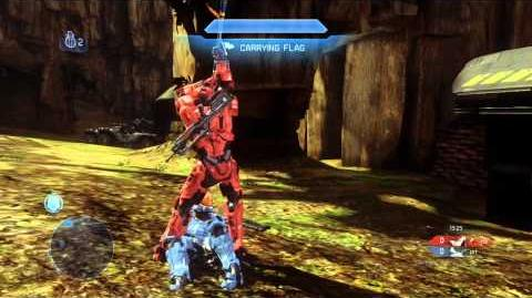 Halo 4 War Games on Exile New Map from PAX 2012