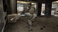 Unscmarine sniper