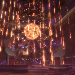 Das holographische Licht-Schauspiel