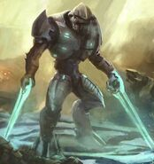 Duel Halo Energy Espada