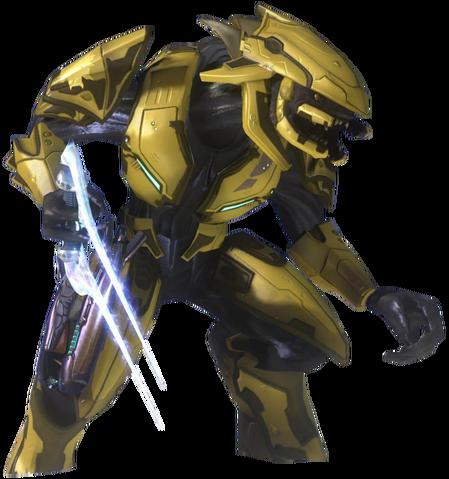 File:Halo 3 sangheili zealot 01 by toraiinxamikaze-d4bu2kw.png