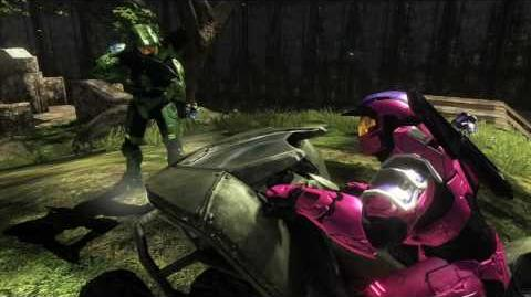 The One - A Halo 3 Short