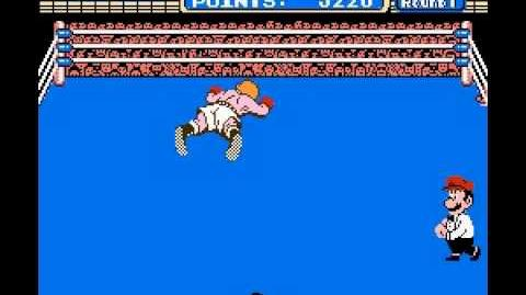 Lets play mike tysons punch out