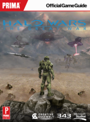 Halo Wars The Great War - PRIMA Official Game Guide